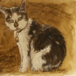 Eloise, 2012, Oil on Canvas, 30 x 21cm