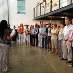 THE ART OF CONVERSATION IN COLLABORATIVE EXHIBITION